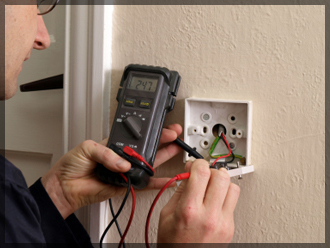 testing, Newton mearns electricians Milngavie 24 hour emergency electrician